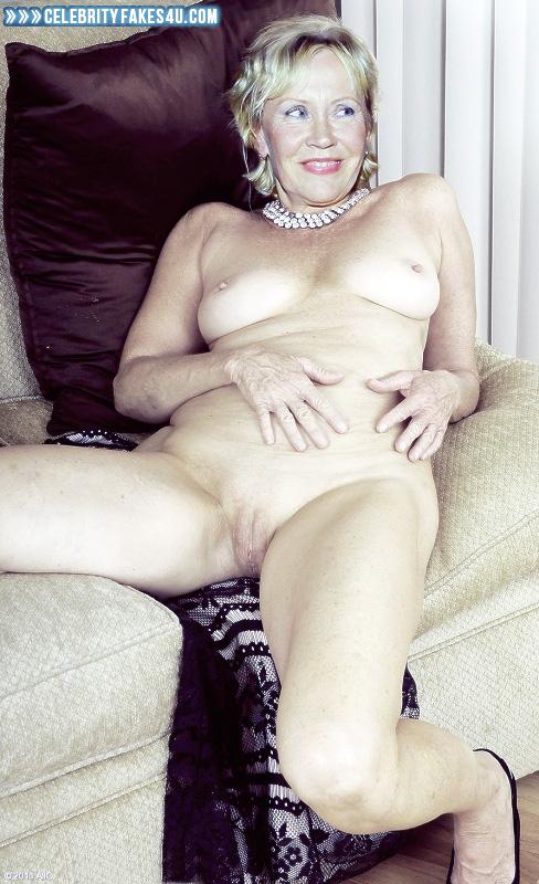 Agnetha faltskog nude fakes