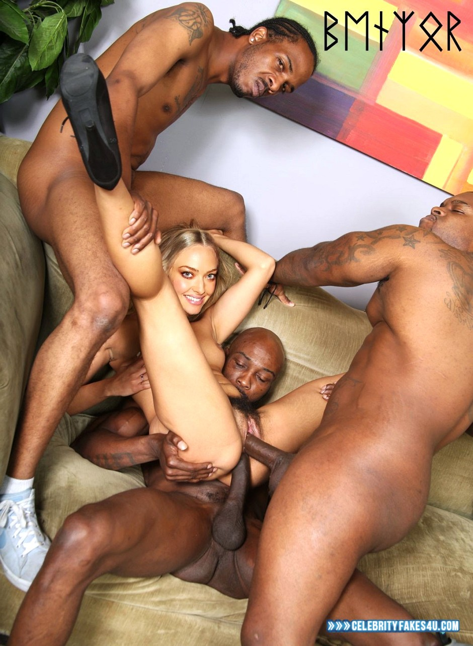 Interracial celebrity fake sex photos movies