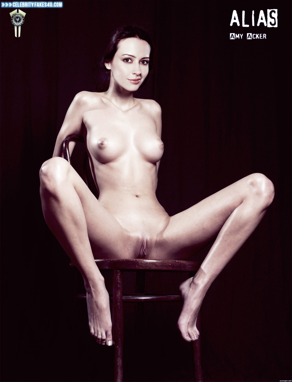 Sexy nude female body