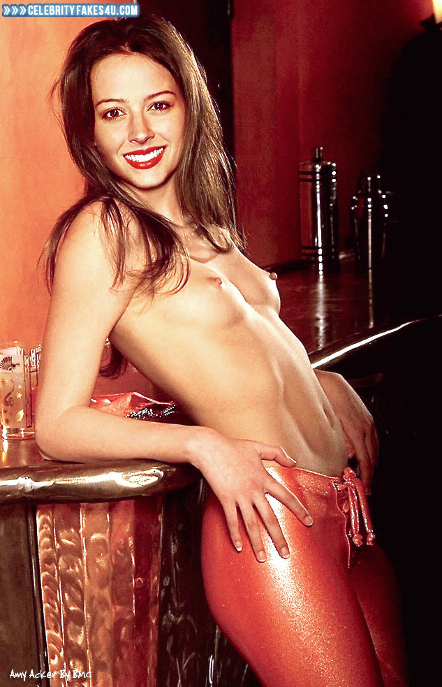 Nude fake amy acker