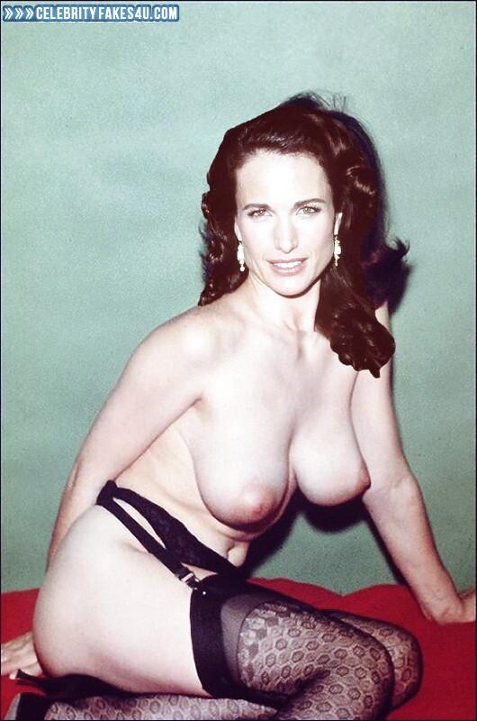 Порно фото и фейки энди макдауэлл