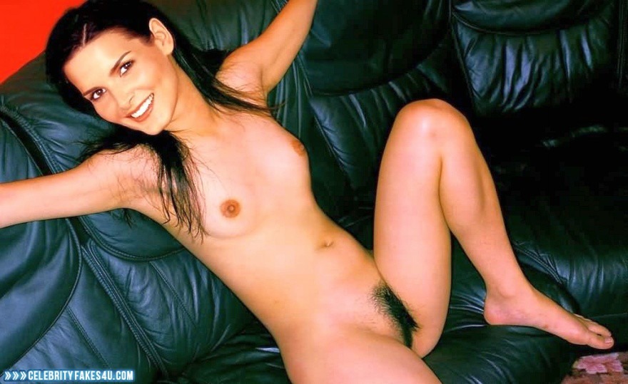 Angie Harmon nude, topless pictures,