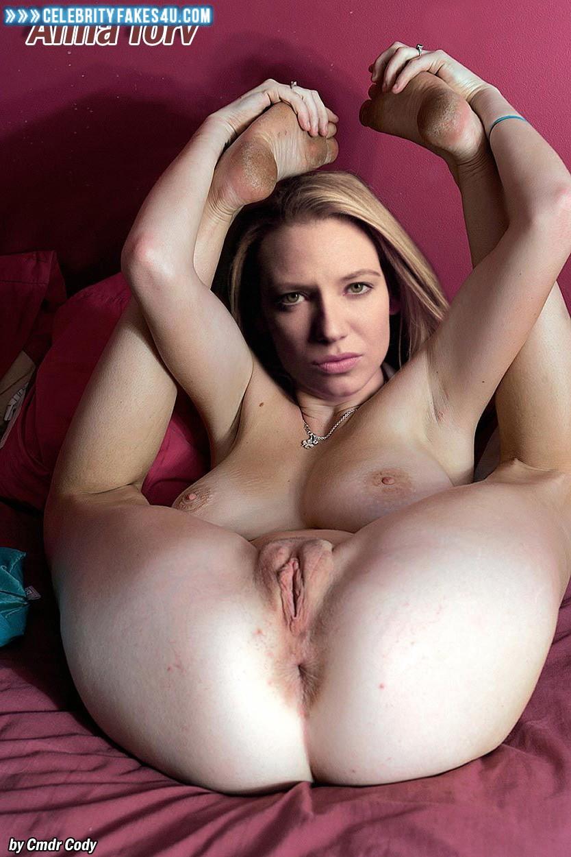 Anna torv nude