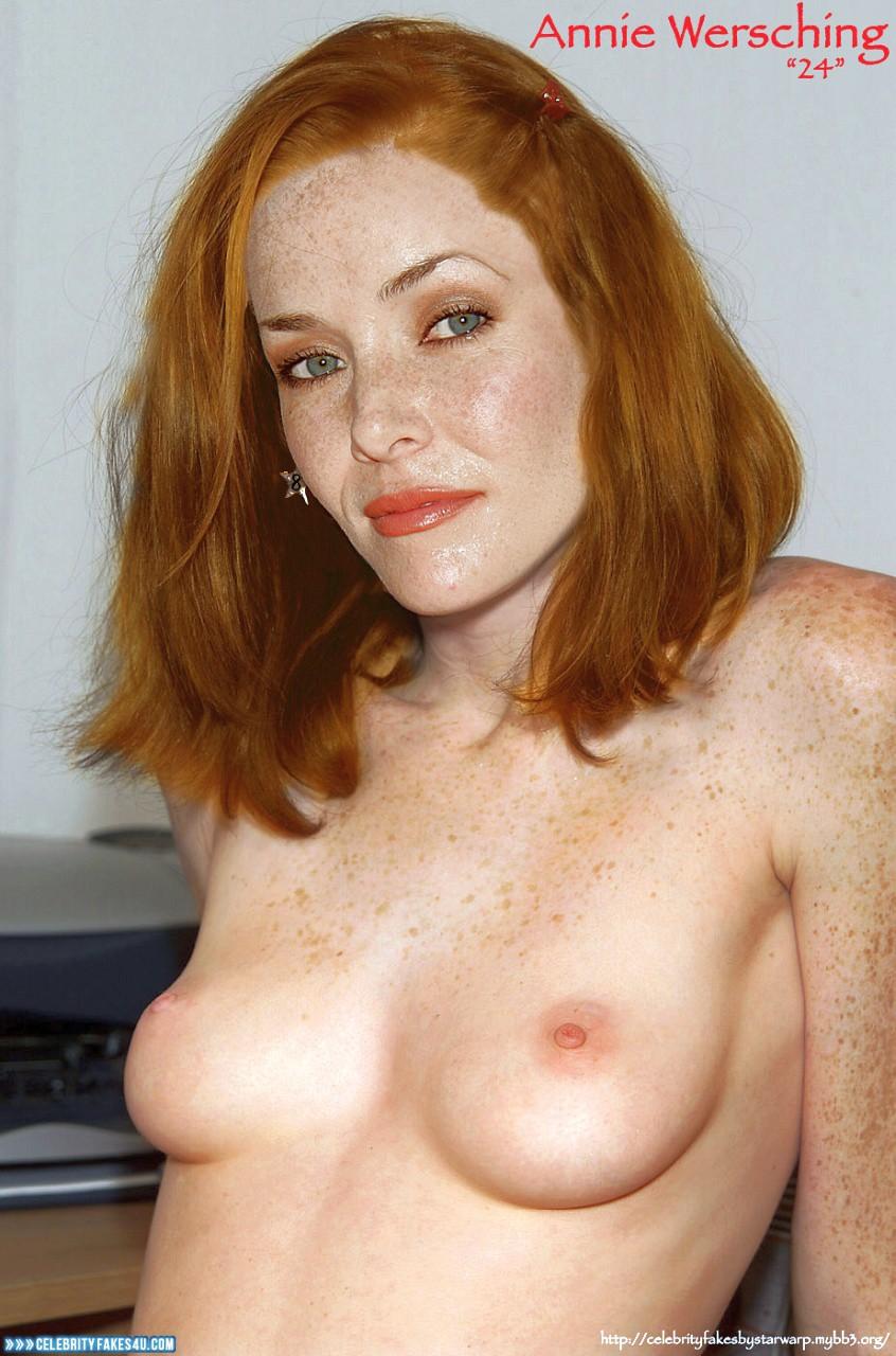 Annie wersching tits