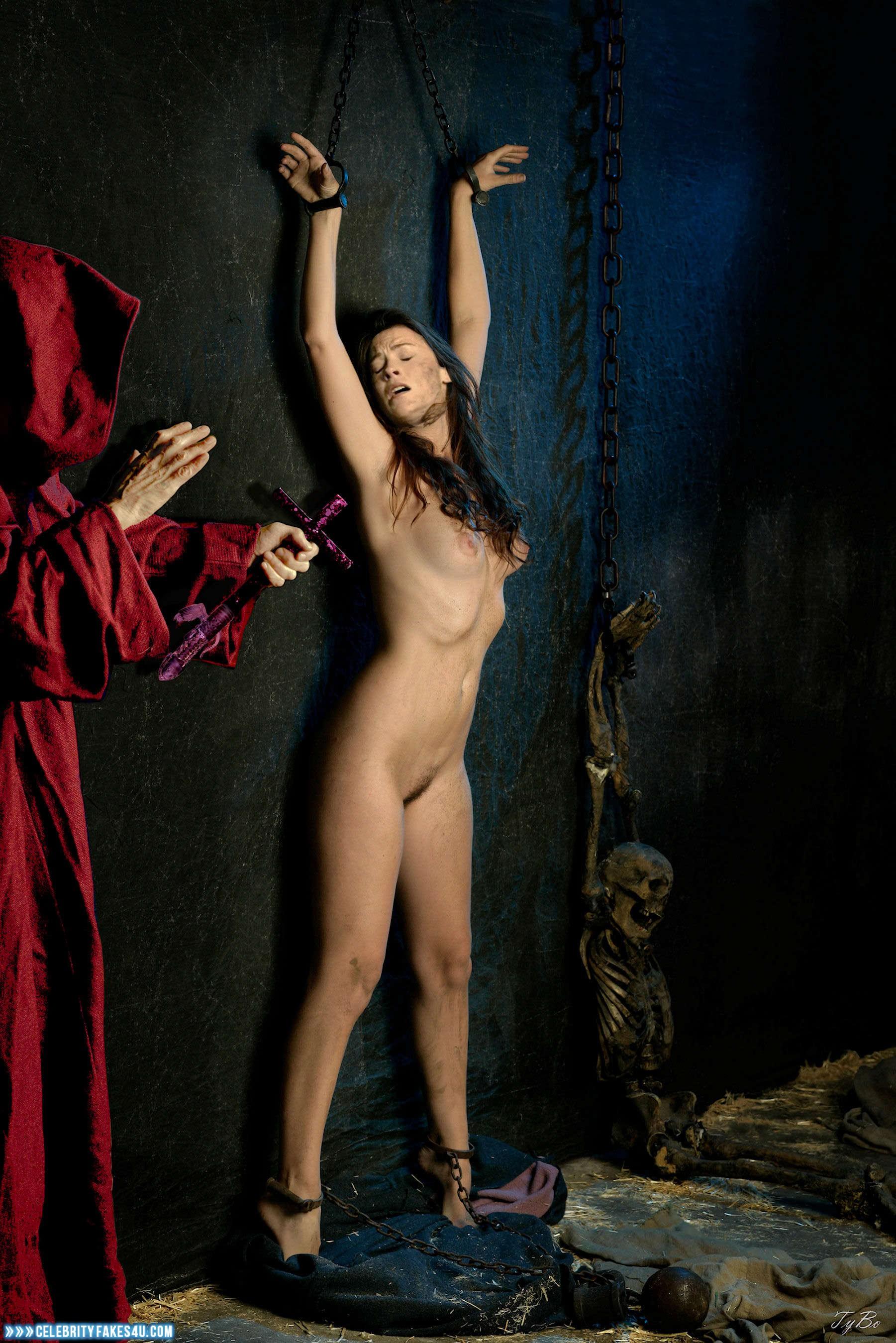 Bridget Regan Nude Pics