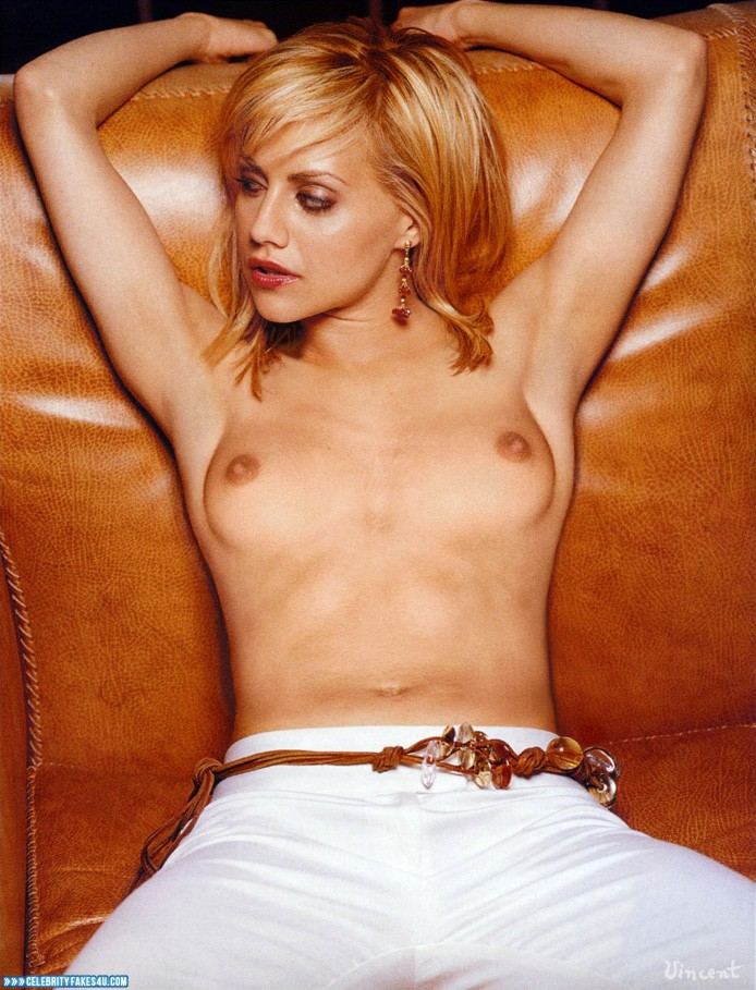 Brittany murphy anal