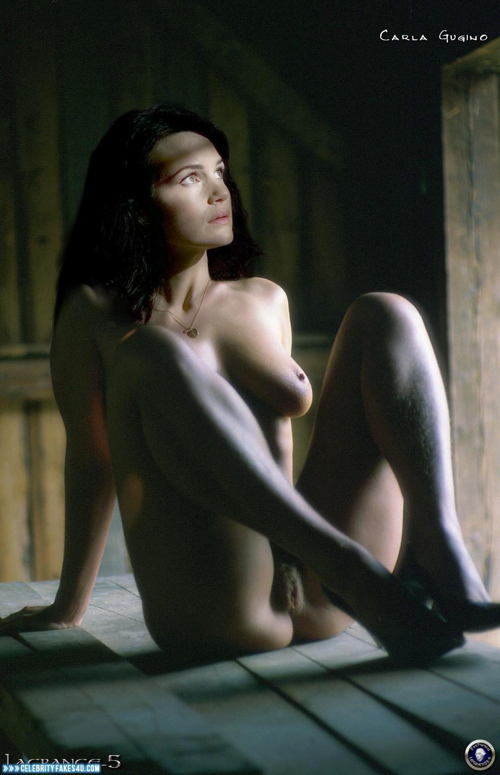 Carla gugino nudes