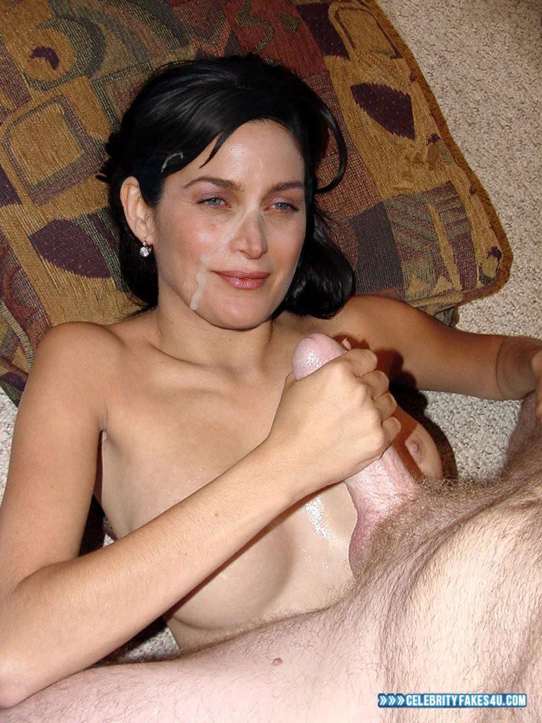 Смотреть секс видео керри енн мосс