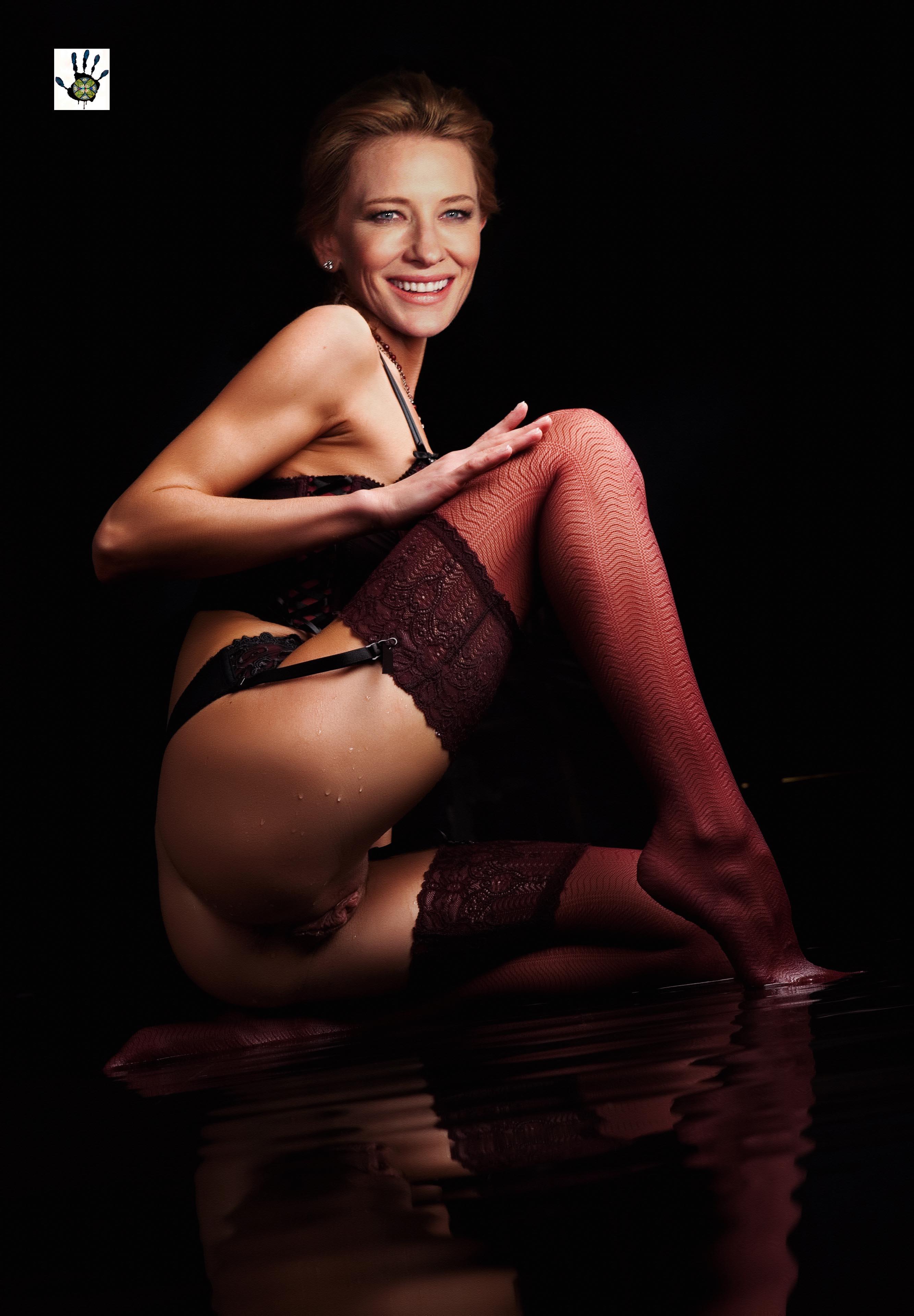 pics Kate blanchett nude