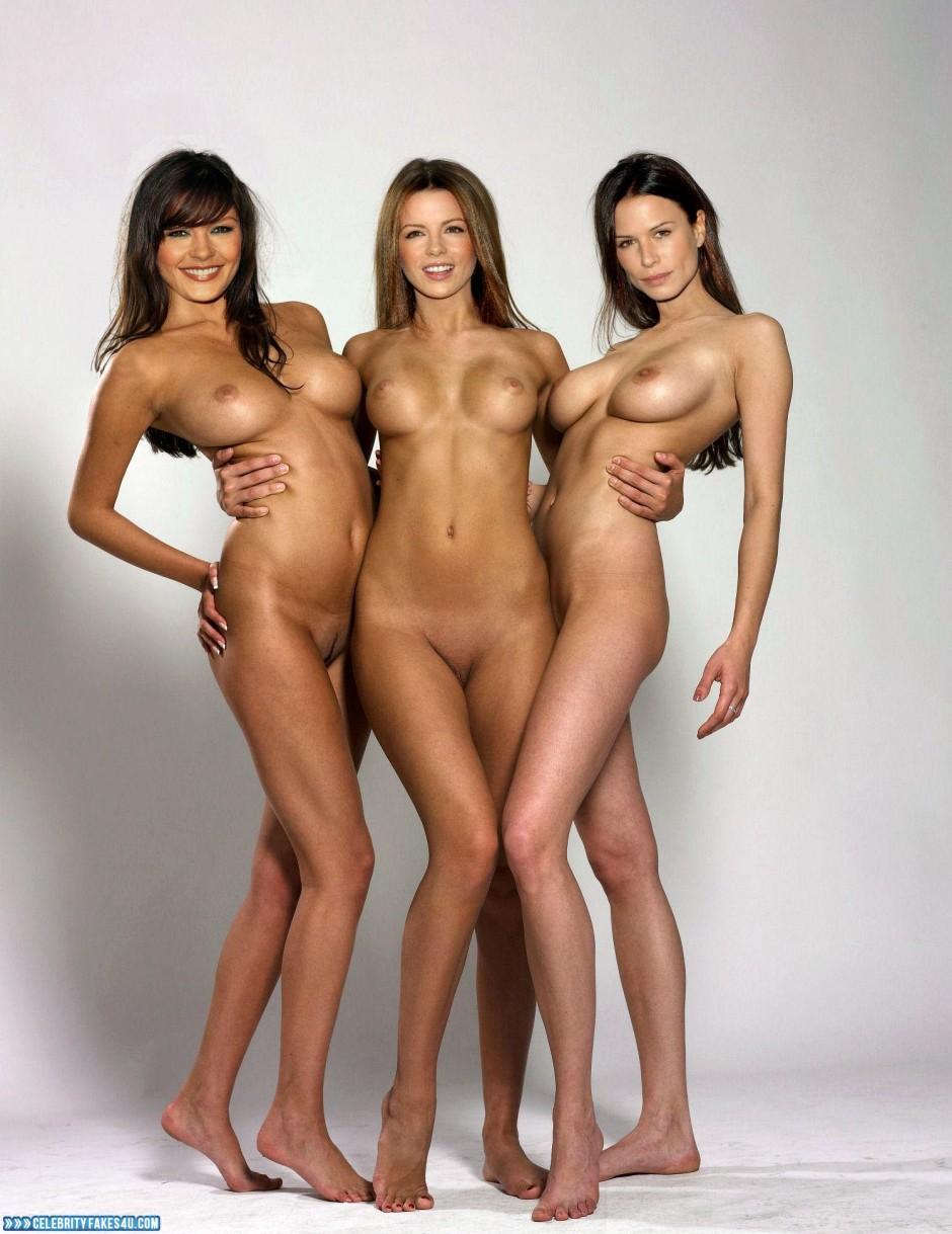 Catherine zeta jones fake nudes