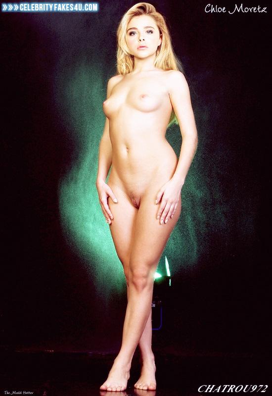 хлоя грейс морец голая фото
