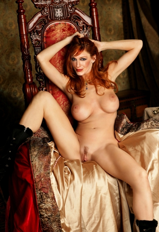 Christina hendricks naked porn