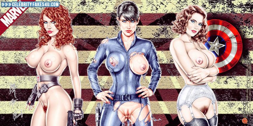 Наташа романофф порно комиксы