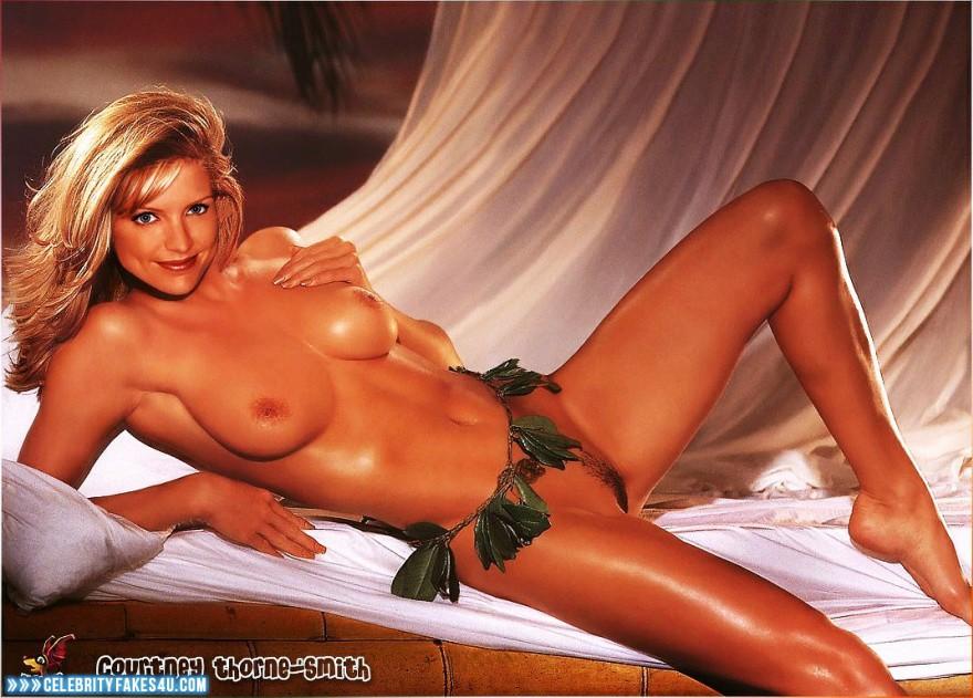 Courtney Thorne Smith Legs Boobs Squeezed Porn Fake 001 ...