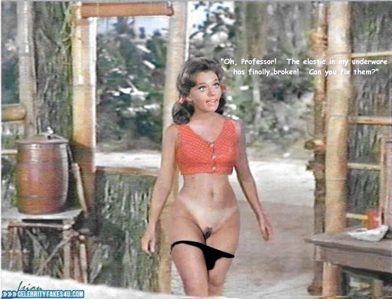 Gilligan fakes dawn island wells mary ann