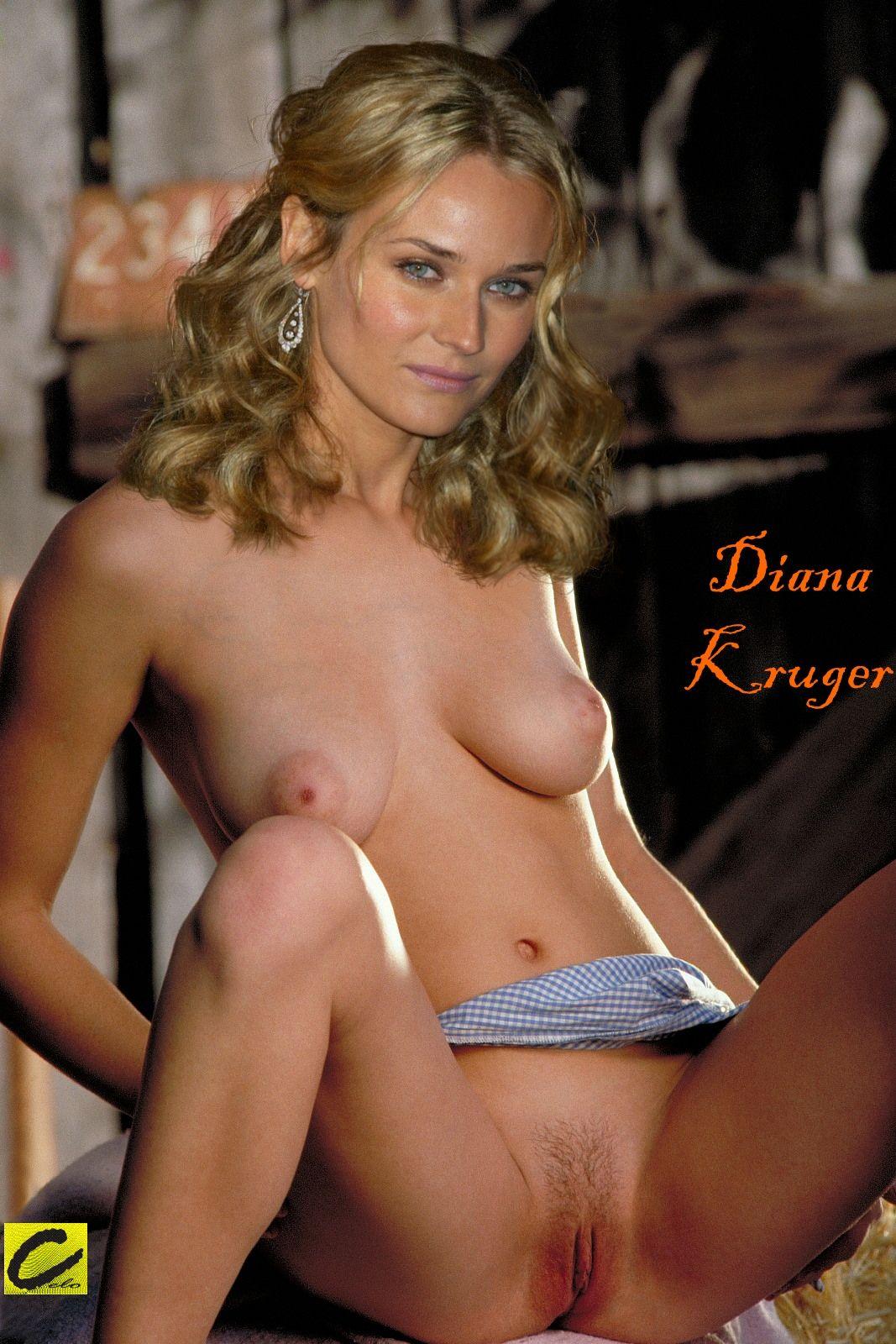 Diane Kruger Naked Fake « CelebrityFakes4u.com