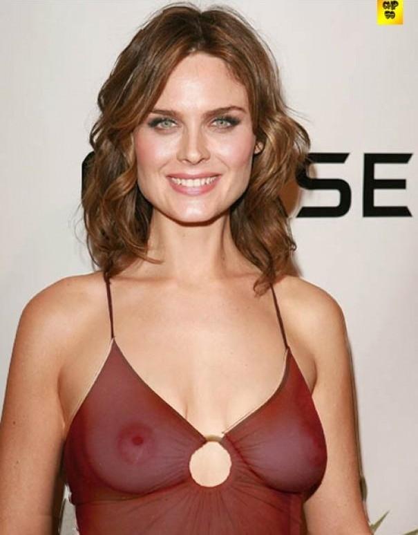 Emily Deschanel Naked Tits Fake « CelebrityFakes4u.com