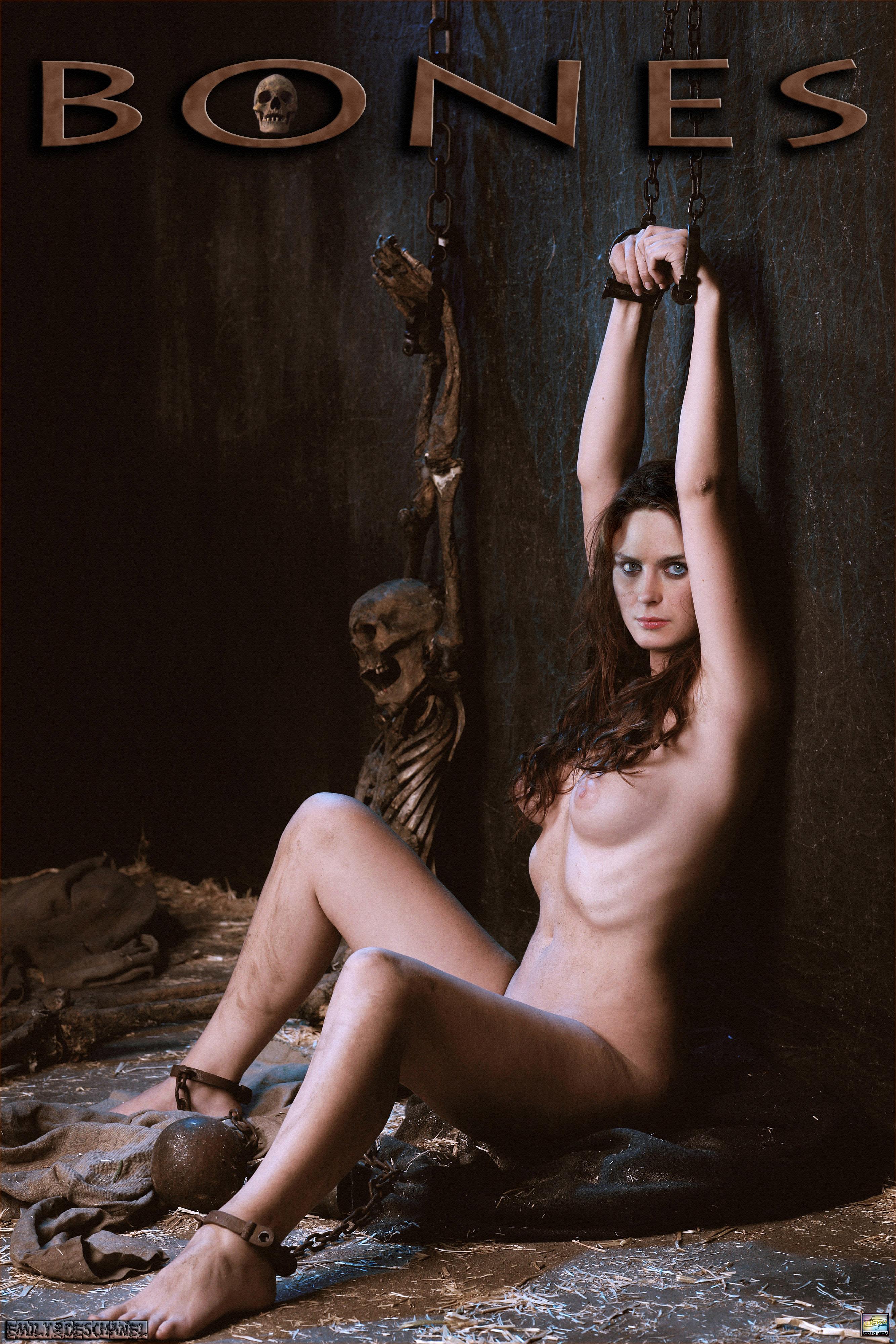 zoey deschanel nude