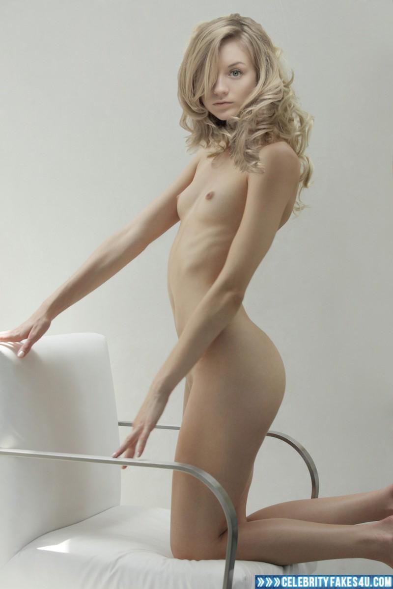 Emily Kinney Nude Body Small Tits 002 « CelebrityFakes4u.com
