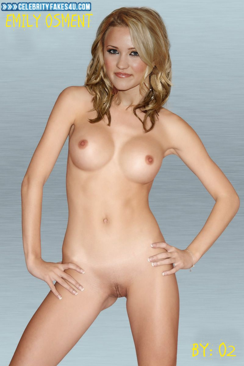 Emily osment naked