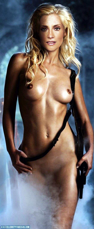 Emily Procter Csi (tv Series) Nude Body 001 ...