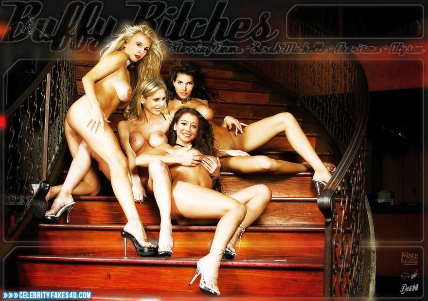 image Sarah michelle gellar buffy the vampire slayer s6 sex