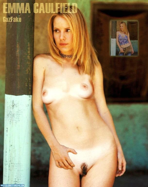 Emma caulfield nude dont panic its organic