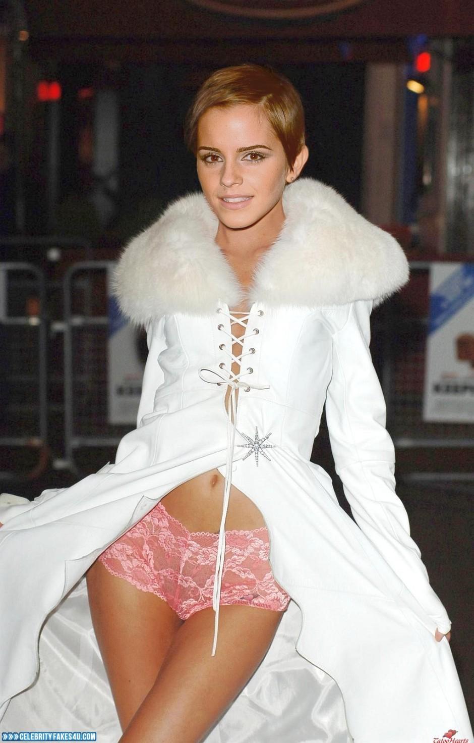 Female Nude In Public