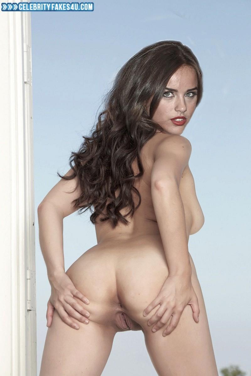 Nude georgia may foote