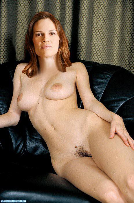Порно хилари суонк