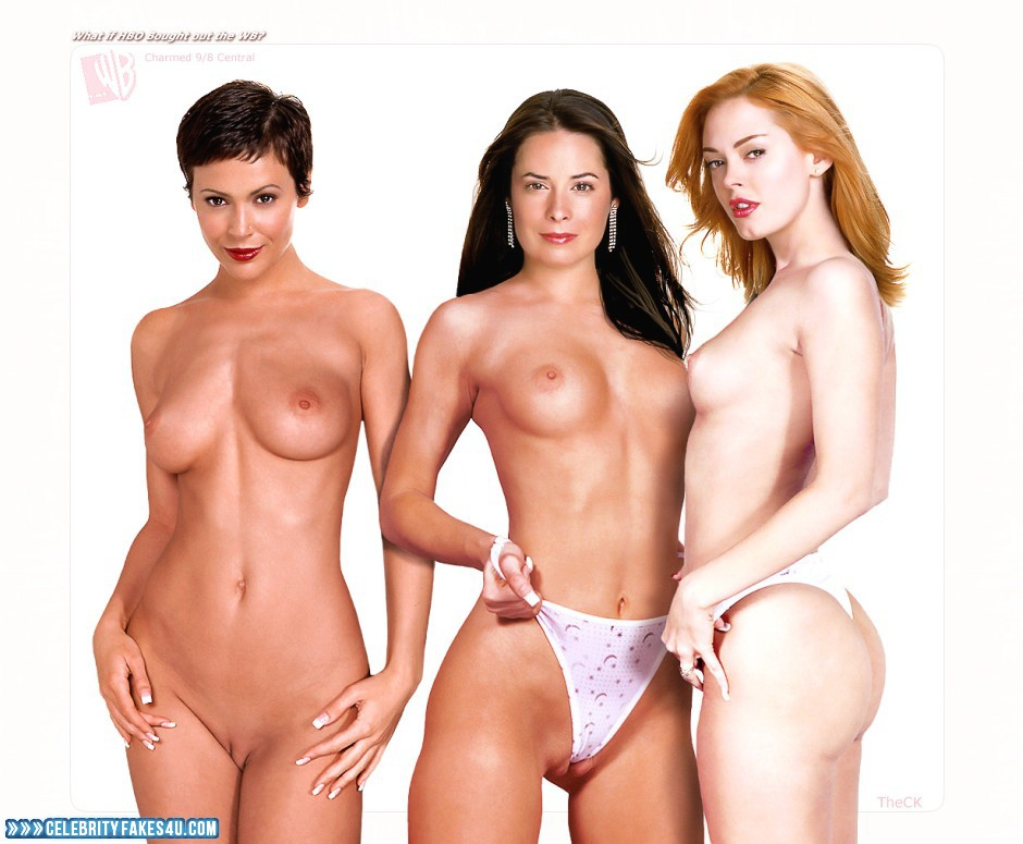 All charmed ones nude