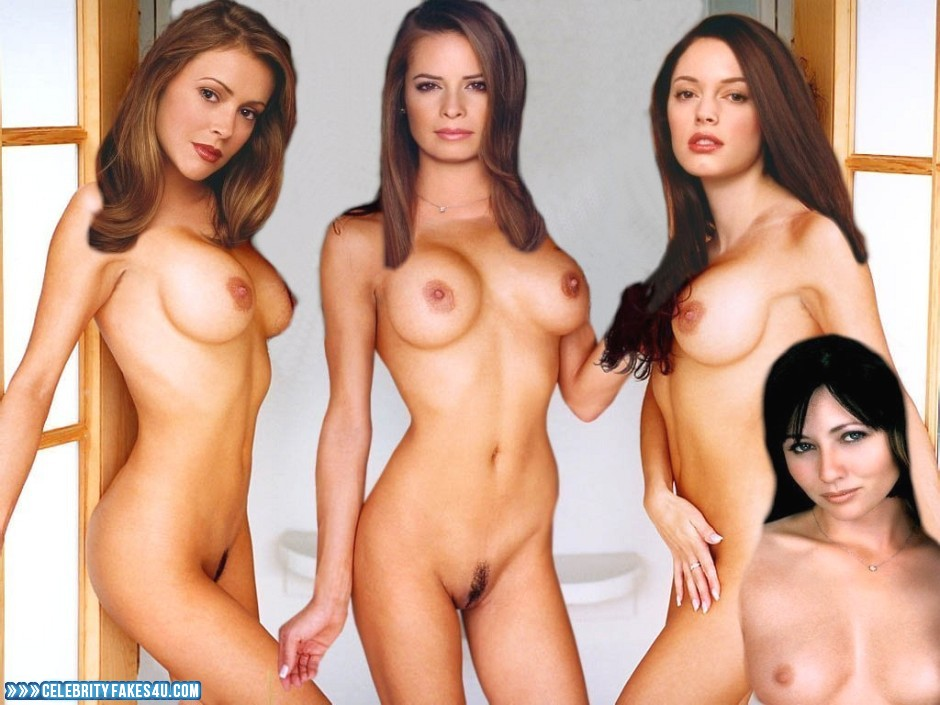 Shy charmed naked 15