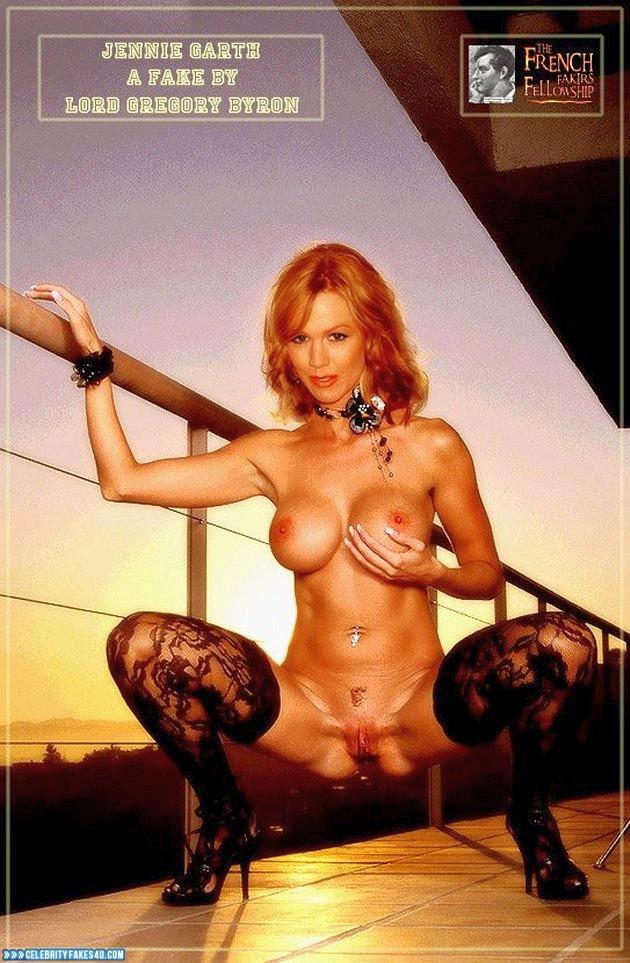 Tits Naked Jennie Garth Jpg