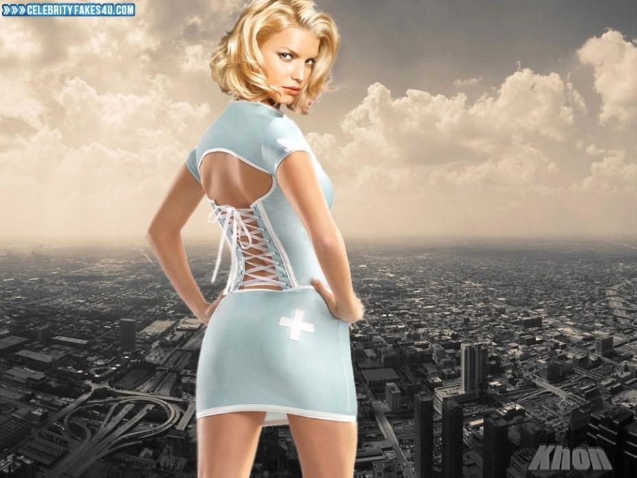 Jessica Simpson Fakes (576 Nude Photos) « CelebrityFakes4u.com