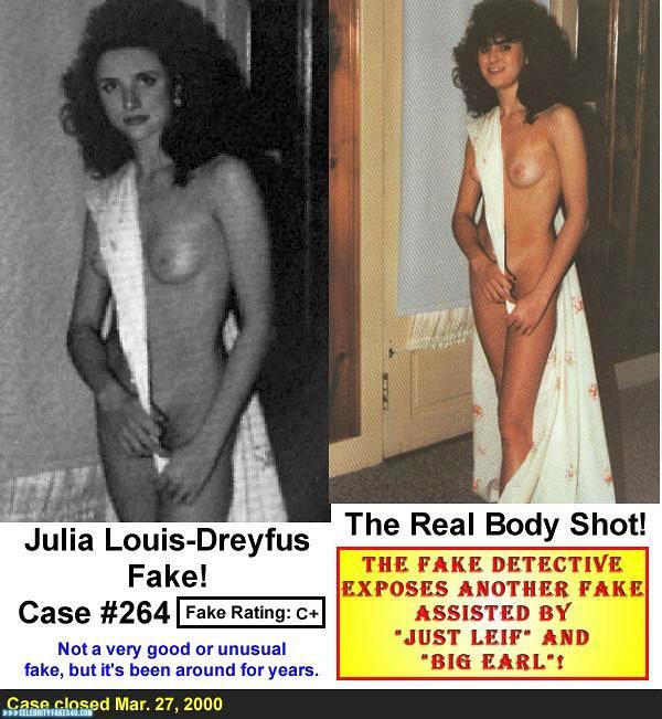 Julie drefus nude