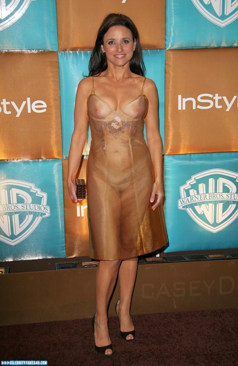 julia dreyfus nude