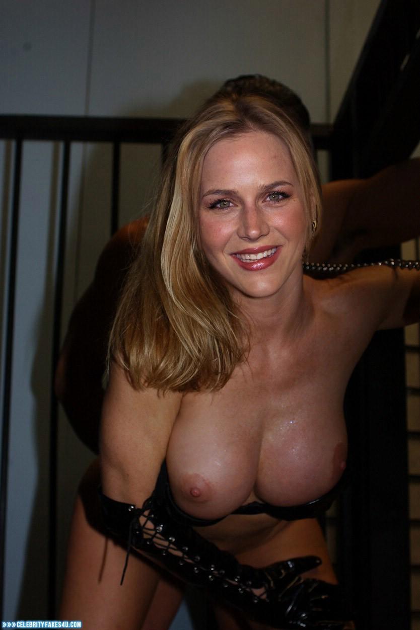 Julie benz topless
