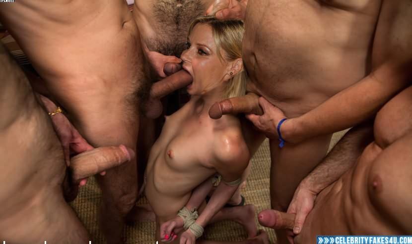 julie benz deep throat gangbang nsfw sex