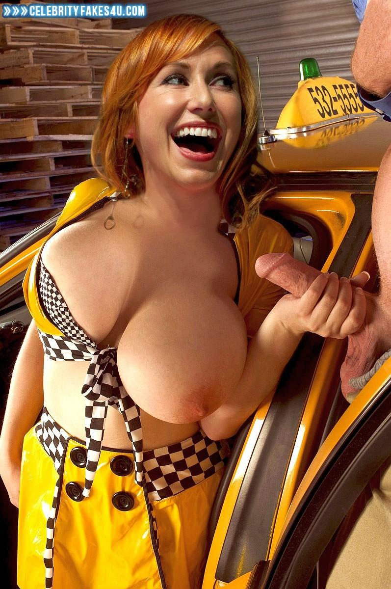 Kari byron tits