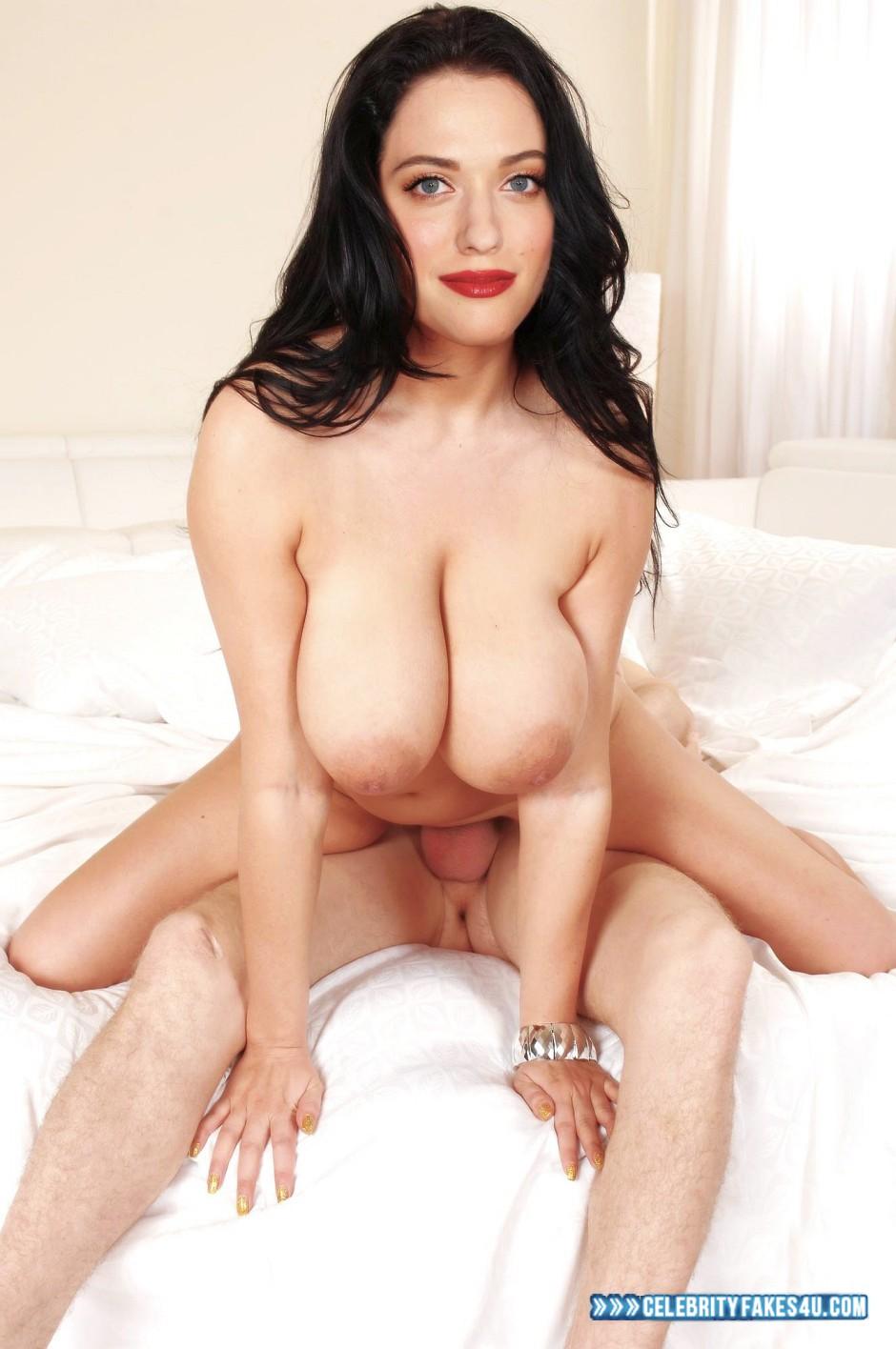Big tit celeb porn