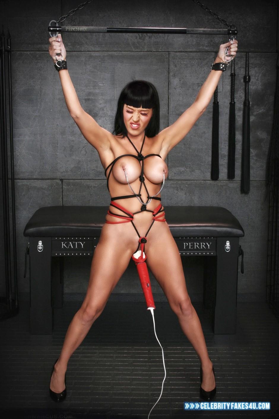 Nude fakes perry katy Deepfake Porn