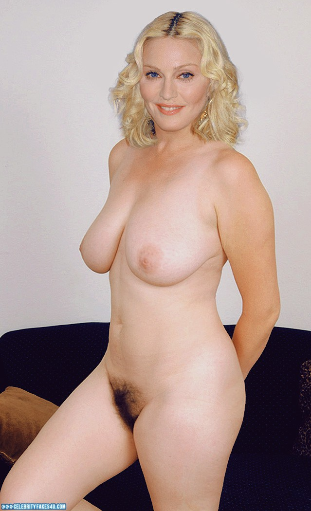 Fakes madonna nude