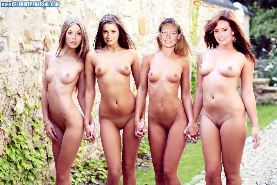 Новые голые девушки фото