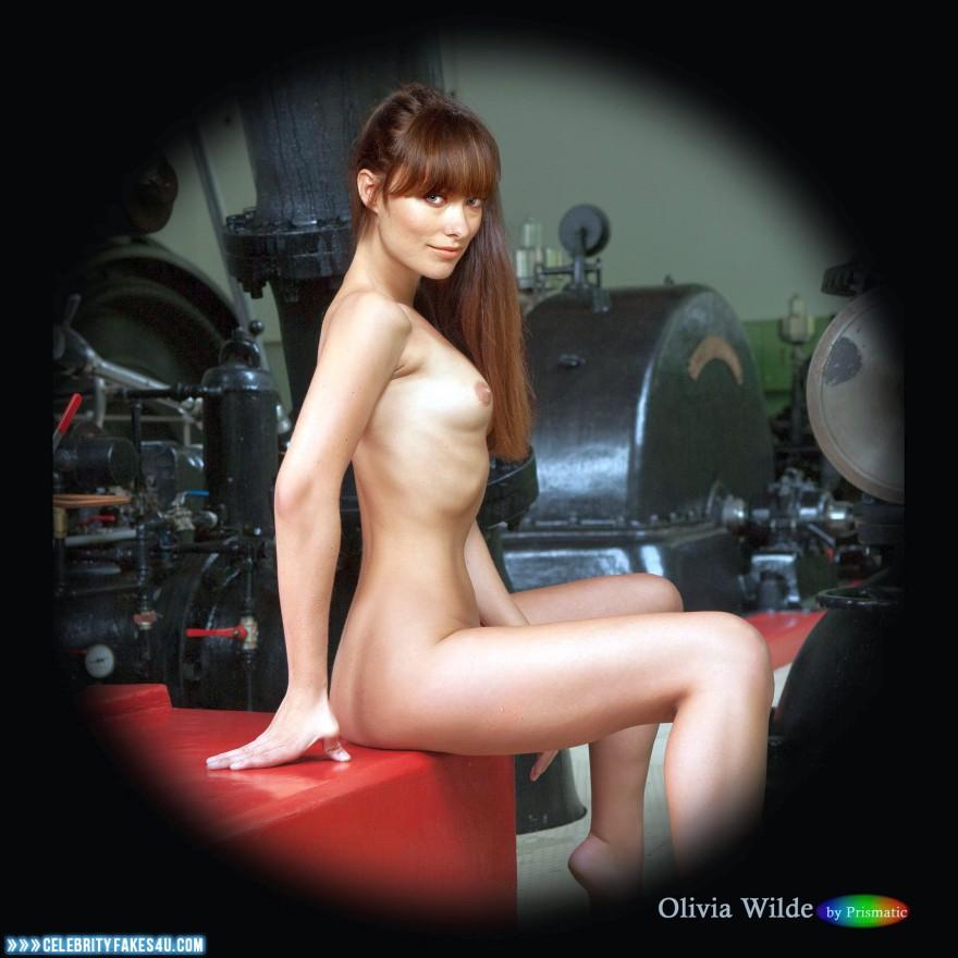 оливия мила порно фото