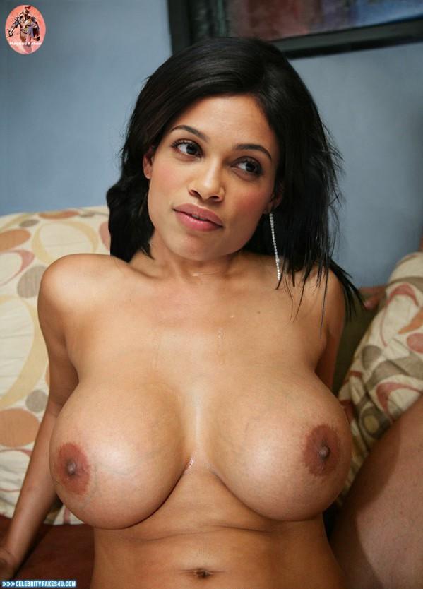 Rosario Dawson Porn Large Tits 001 « CelebrityFakes4u.com