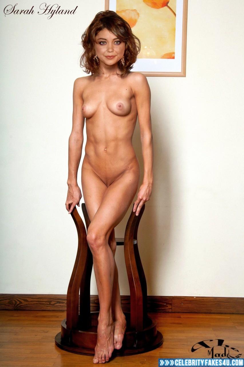 Sarah hyland nude fakes