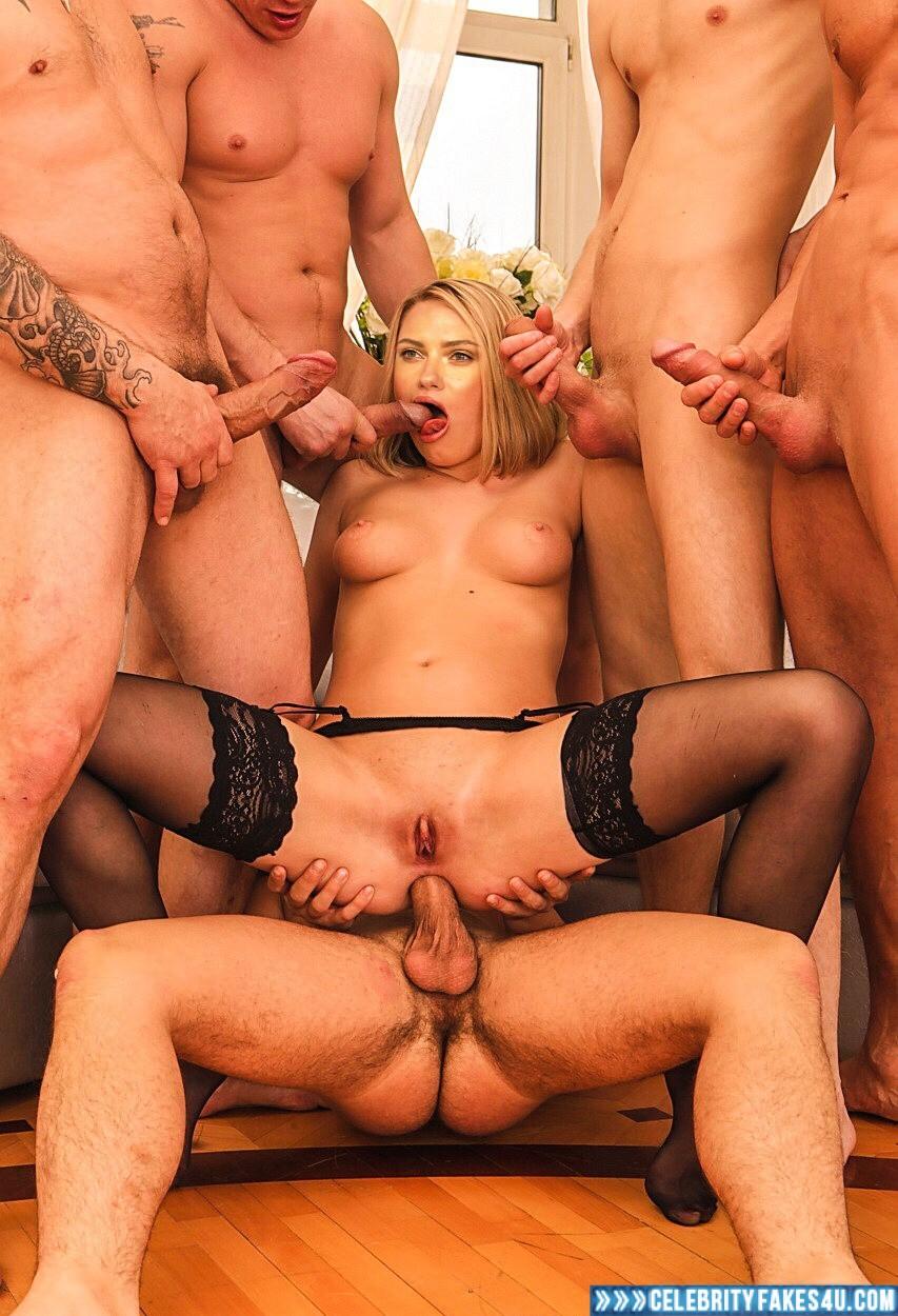 Scarlett johanson xxx
