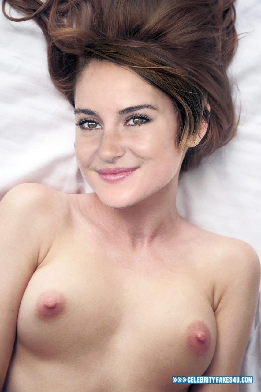 Shailene woodley tits