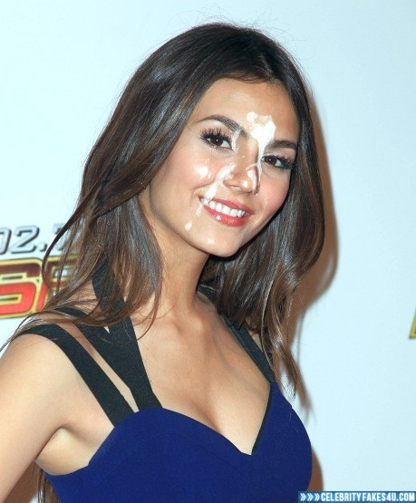 Victoria Justice Facial Nude Fake 001 « CelebrityFakes4u.com