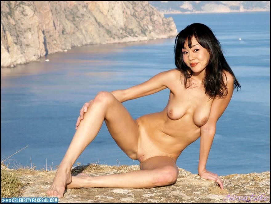 kim sa rang nuded tits